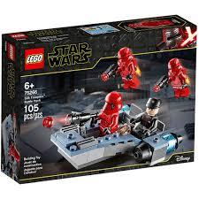 Купить <b>конструктор LEGO Star Wars</b> Боевой набор: штурмовики ...
