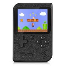 <b>Gocomma</b> Built-in 400 Classic Games Handheld Game Console for ...