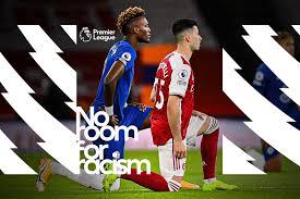 Premier League announces <b>No Room For Racism</b> Action Plan