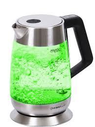 Купить <b>электрический чайник First FA</b>-<b>5406</b>-<b>7</b>, Металл/стекло ...