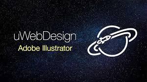 Adobe Illustrator • uWebDesign