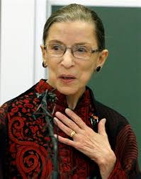 Ginsburg to Leave Supreme Court for More Air Guitar Time