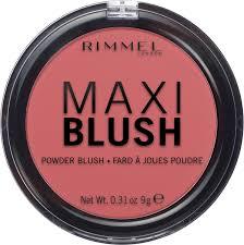 Rimmel <b>Maxi</b> Blush <b>Румяна для лица</b>, тон 003, 45 г — купить в ...