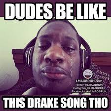 """Drake Finally Responds to the Internet Jokes: """"I'm So Sick Of ... via Relatably.com"""