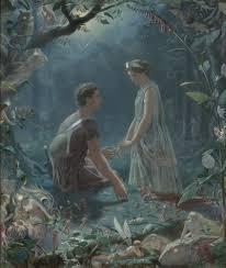 a midsummer night s dream love edit