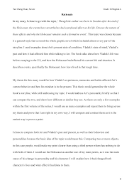 essay about holocaust the holocaust essay thesis dr ambedkar phd thesis where to put