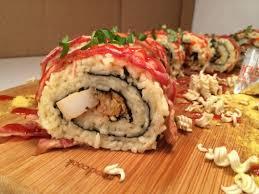 Hasil gambar untuk ramen sushi