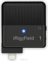 <b>IK Multimedia iRig Mic</b> Field <b>микрофон</b> — купить в интернет ...