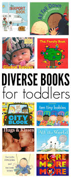 Diverse Books For Toddlers - No Time For Flash Cards