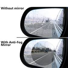 Taslar <b>Waterproof Film</b> Rear <b>View Mirror</b> Side View Glass Anti-Fog ...