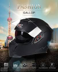 <b>GXT</b> Helmet Motorcycle <b>Full</b> Face <b>Moto Helmets</b> Double Visor ...