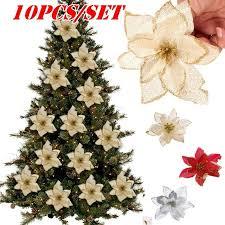 Рождественские <b>цветы</b> Рождественская елка Декор Ложный ...