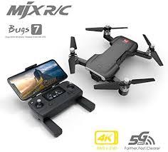 Janhiny Bugs 7 B7 RC Drone with Camera 4K 5G ... - Amazon.com