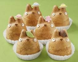 The One and Only, <b>Totoro</b> Cream Puff | MATCHA - JAPAN TRAVEL ...