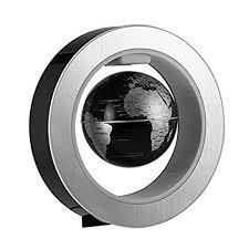 Soledi® <b>LED World Map Novelty</b> Magnetic Levitation Floating Globe ...