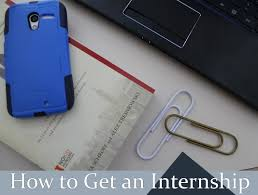 blog how to get an internship that you actually want