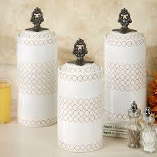 kitchen canister sets ceramic canisters