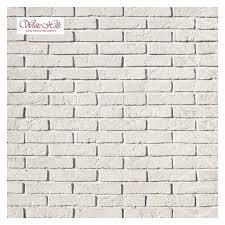 <b>плитка декоративная бетонная WHITE</b> HILLS Бергамо Брик белый