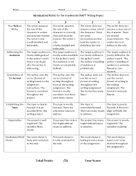 creative writing rubric math worksheet sarah s first grade snippets writing rubrics for the primary grades creative