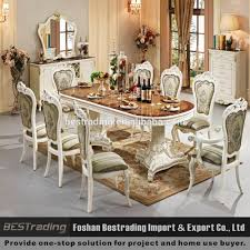 beech wooden dining table chairs