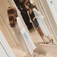 2020 summer new Korean fashion women's versatile medium and ...
