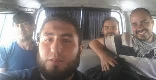 Resultado de imagen de periodistas secuestrados en siria