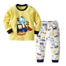 <b>Spring</b> Autumn <b>Baby Kids</b> Boys Clothes Set <b>Children</b> Print 2pcs T ...