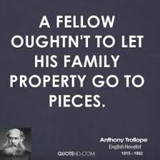 Anthony Trollope Quotes | QuoteHD