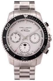 Наручные <b>часы Lars Larsen</b> 134SSCSB — купить по выгодной ...