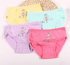 <b>4pcs</b>/<b>set Children's</b> Briefs Cartoon <b>Baby Girl</b> Underwear <b>Kids</b> Pants ...