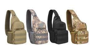 <b>Mini Military</b> Tactical Sling <b>Chest</b> Pack Shoulder <b>Crossbody</b> Bags...