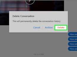 easy ways to quit facebook pictures wikihow permanently delete facebook messages