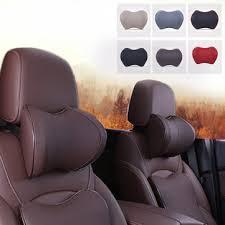 <b>1pcs space</b> memory <b>cotton</b> car headrest u shaped functional neck ...