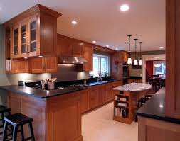 accent cabinet lighting photo meadowlark kitchen remodel featuring cherry custom cabinets cabinet accent lighting