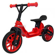 <b>Беговел RT Hobby-bike Magestic</b> Red-Black ОР503