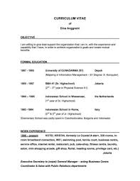 resume examples general objective on resume general resume good objective resume eltermometro co objective section of resume for internship objective in resume for fresher