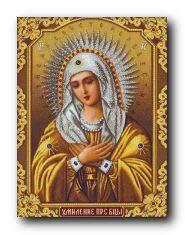 <b>Набор для вышивания Solaria</b> Gallery 1111-76KV Св. Богородица ...