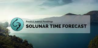 Solunar <b>Time</b> Forecast - Fishing & Hunting - Apps on Google Play
