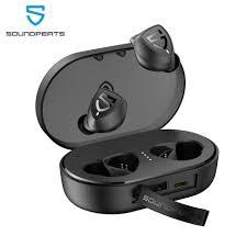 <b>SoundPEATS TrueShift 2 TWS</b> Bluetooth 5.0 True Wireless Stereo ...