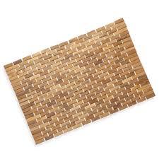 bathroom target bath rugs mats: bamboo flooring admirable bamboo floor mats floor mat images