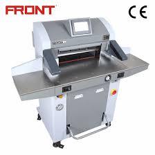 China Paper Cutter, Paper Cutting Machine, Binder Supplier ...