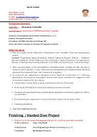 cv abdul mannan document controller qaqc  parmar resume    documentcontrollercv   phpapp  thumbnail  document controller cv