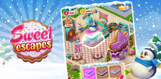 <b>Sweet</b> Escapes: Design a Bakery with Puzzle Games - Google <b>Play</b>