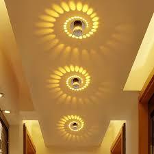 Modern Swirl <b>LED Ceiling Light</b>