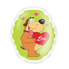 <b>Гель</b>-<b>пена для душа</b> Собака <b>Love</b> с ароматом жевательной ...