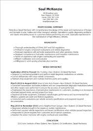 professional diesel mechanic templates to showcase your talent    resume templates  diesel mechanic