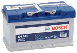 Автомобильный аккумулятор <b>Bosch</b> S4 010 (0 092 <b>S40</b> 100 ...