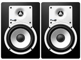 Купить <b>Студийные мониторы FLUID</b> AUDIO C5 (пара) с ...