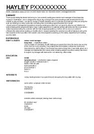 retail cv examples in chelmsford  ess   livecareerretail cv samples in chelmsford