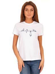 Купить <b>футболки</b> женские в интернет магазине WildBerries.ru